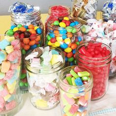 Prepping for bunco tonight! It's my last couples bunco before the TX move.  #candyfordays