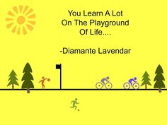 The playground of #life