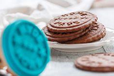 Cake Cookies, Vegan Recipes, Vegan Food, Fudge, Cake Decorating, Cookie Stamp, Veggie Food, Vegane Rezepte, Vegan Meals