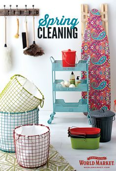 Shop our Cleaning and Laundry Essentials. You'd be hard pressed to find laundry baskets, hampers, drying racks and laundry storage solutions that help you get the job done more stylishly. Laundry Storage, Laundry Baskets, Laundry Tips, Laundry Rooms, Adobe House, Diy Organization, Organizing, Room Accessories, Spring Cleaning