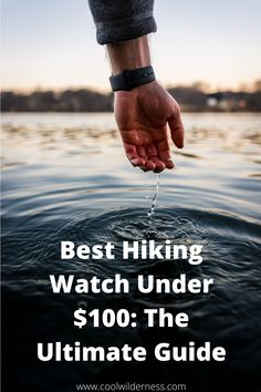 The best hiking watch is more than just a timepiece for your wrist. It will give you vital, up-to-date information which will help you navigate and plan your next step (literally!). The best hiking watch will inform you about altitude, location, air pressure, sunrise and sunset.