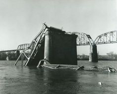 Point Pleasant, WV Collapse of the Silver Bridge.