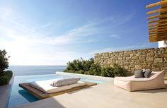 villa mykonos - Google Search
