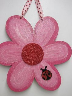 Flower Door Art