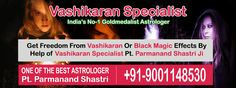 Vashikaran Specialist Astrologer: ☎ Call (+91) 9001148530 ☞ Baba Parmanand Shastri ji gives an ideal output with the help of their Vashikaran mantras. #Vashikaran #Specialist #Astrologer