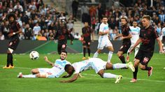Nice defender Patrice Evra spreads positive vibes (again) after scoring