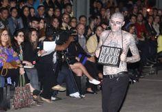 Rick Genest Rick Genest, Cover Tattoo, Canadian Artists, Fashion Models, Actors, Boys, Dresses, Baby Boys, Vestidos