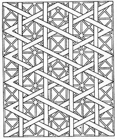 complex colouring pages mandalas more