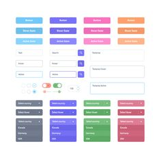 PSD Web Design - Soft UI Kit - November 2013