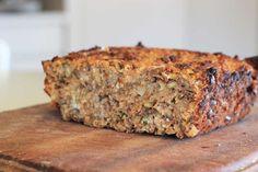 Really Good Vegetarian Meatloaf (I promise!)