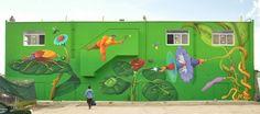 Mural 1   por WAONE Interesni Kazki