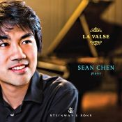 "John J. Puccio at Classical Candor reviews ""La Valse,"" with pianist Sean Chen on a Steinway & Sons CD."