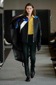 Xander Zhou Spring-Summer 2018 - London Fashion Week Men's