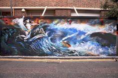 Jim Vision Street Art