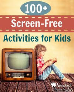 This is a must for our 3 kids! I totally LOVE This list of screen-free activities. Has a handy FREE printable too! Great to keep on hand for those crazy days. Free Activities For Kids, Indoor Activities, Learning Activities, Family Activities, Money Saving Mom, Christian Parenting, Kids And Parenting, Parenting Tips, Blog
