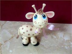 ▶ clases de Porcelana fría Jirafita tierna - YouTube