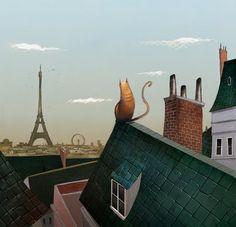 "Roger Olmos ""El gat de Montmartre"""