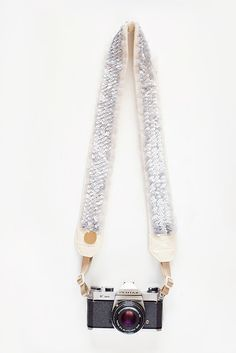 even camera straps are deserving of a little bling   bloom theory straps.... OMG I am now inspired to bedazzle a camera strap