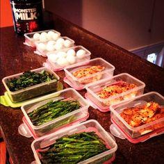 Body-Buildin.com: How To Eat Like A Bodybuilder
