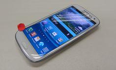 Galaxy S III é o melhor smartphone que já visitou o INFOlab - Smartphones - Reviews - INFO