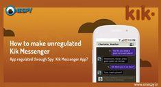 please download the kik app
