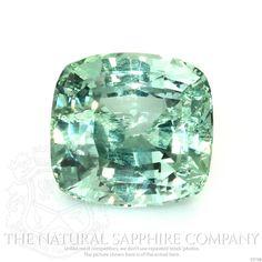 Natural Untreated Bluish Green Sapphire U5708