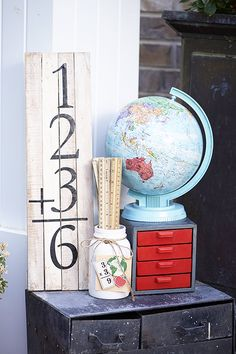 Fun decor and gifts for back to school!