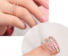 Selected rings Colle