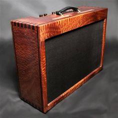 Electric Wood #amp #amplifier #guitar