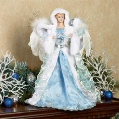 Angel tree topper | A Christmas Story | Pinterest | Tree toppers ...