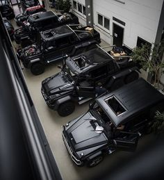 6x6 G madness by @theofficialbrabus by @davidlundins...