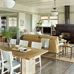 Coastal Living Idea House 2010 in Seabrook WA