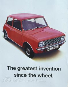 Clubman was a minor development of the under-utilised Mini