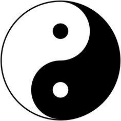 Yin yang - Yin and yang - Wikipedia, the free encyclopedia