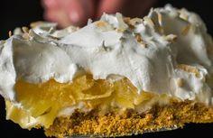 Recette:  Gâteau de rêve hawaïen Organize, Household, Cooking, School, Dessert Recipes, Pastries, Pies, Sweet Recipes, Cold Desserts