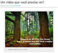 Um #video que voce precisa ver! #lixo #storyofstuff  http://www.twillionsolutions.com/blog/