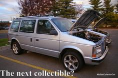 Will the original minivan be collectible? MyStar thinks so--read why in this MSCC link: http://mystarcollectorcar.com/is-the-minivan-a-future-collectible/