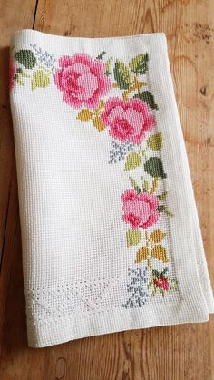 Your place to buy and sell all things handmade, You can produce really special habits for fabrics with cross stitch. Cross stitch versions can very nearly surprise you. Cross stitch newcomers may make the versions they need without difficulty. Easy Cross Stitch Patterns, Cross Stitch Borders, Cross Stitch Flowers, Cross Stitch Designs, Cross Stitch Heart, Simple Cross Stitch, Wedding Cross, Wool Pillows, White Cotton