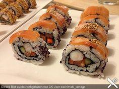 California Lachs - Roll Recipe on Yummly. @yummly #recipe
