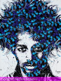 The Funky Art Gallery | Butterfly Man by Gaby Gaby £3375