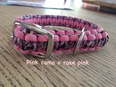Cute para cord collars!