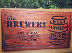 West Indies Beer Company (Lance aux Epines, Grenada)