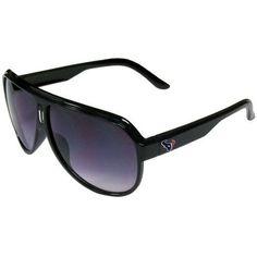 Houston Texans NFL Malibu Aviator Sunglasses