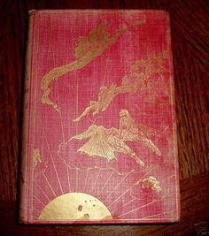 The PINK FAIRY BOOK 1897. FIRST edition. Many Art-Nouveau prints. LOVELY BOOK | eBay