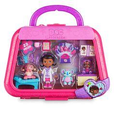 WANTED: Doc McStuffins Mini Figurine Baby Cece Set | Disney Store