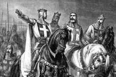 Pope Urban II launched the First Crusade in 1095 with the primary goal of the Christian re-conquest of the sacred city of Jerusalem and the Holy Land. So great was