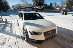 2015 Audi allroad 2.0T Quattro Tiptronic — Review -- I've driven a number of Audi vehicles over the years, and I've yet to encounter one that I did not enjoy driving. It has created a bit of a love/hate ...