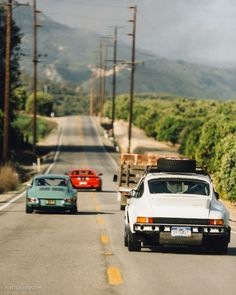 A. Lange & Söhne And Petrolicious Are Great Copilots To Have On A Coastal Rally • Petrolicious