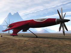 Colani Air Racer