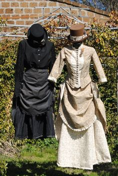 1800s style dress!!!Steampunk!!!